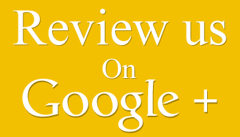 Button with link to Google Plus review page.